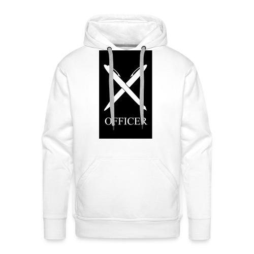 OFFICER - Männer Premium Hoodie