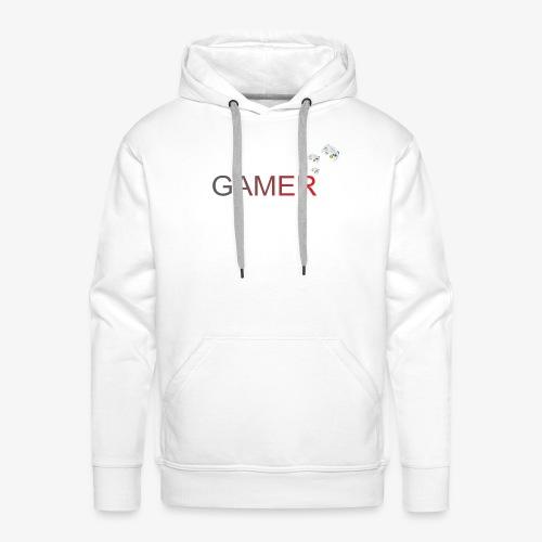 Gamer - Männer Premium Hoodie