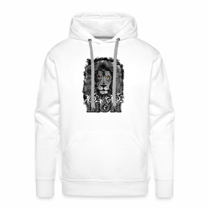 leon 1 - Sudadera con capucha premium para hombre