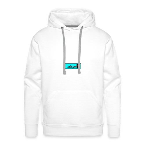 cool sddpm merch - Men's Premium Hoodie