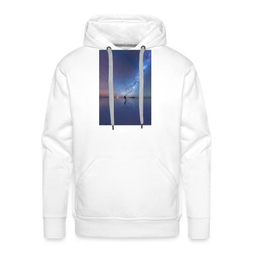 Człowiek i kosmos 6s - Bluza męska Premium z kapturem