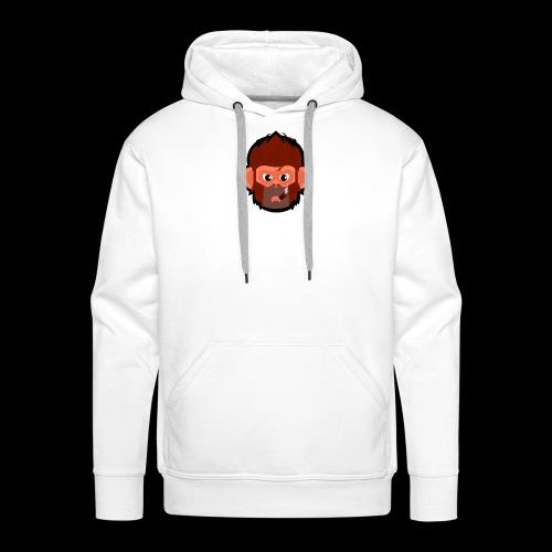 pogo clan Buttons & badges - Herre Premium hættetrøje
