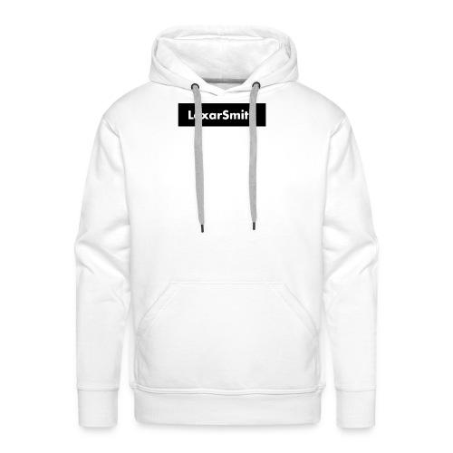 Boxlogo LexarSmith - Felpa con cappuccio premium da uomo