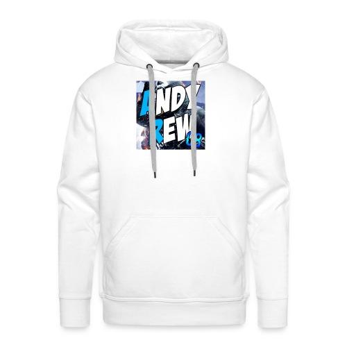 AndyRew08 icono - Men's Premium Hoodie