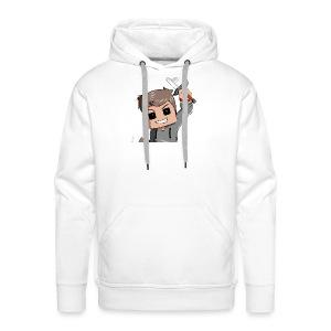AwaZeK design - Sweat-shirt à capuche Premium pour hommes