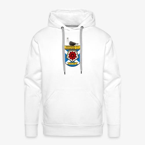 Montrose FC Supporters Club Seagull - Men's Premium Hoodie