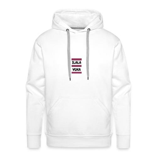 ILala Vuka - Männer Premium Hoodie