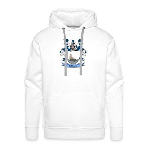 Lithgow Family Crest - Men's Premium Hoodie