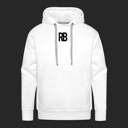 RB Cover - Herre Premium hættetrøje