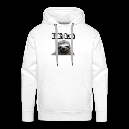 Sloth Luck - Men's Premium Hoodie