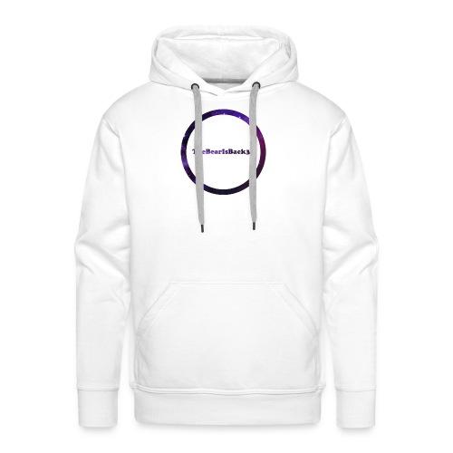 TheBearIsBack31 logo - Mannen Premium hoodie