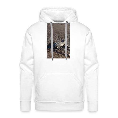 Turtle - Sweat-shirt à capuche Premium pour hommes