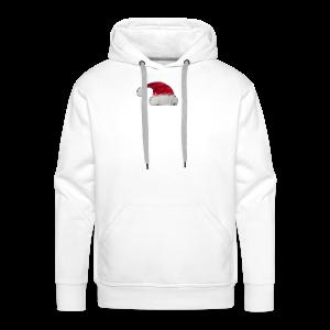 Kerstmuts - Mannen Premium hoodie