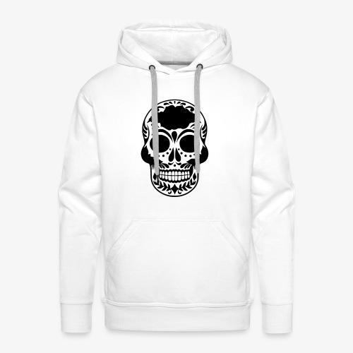 muerte - Sudadera con capucha premium para hombre