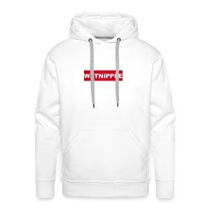 WETNIPPLE - Mannen Premium hoodie