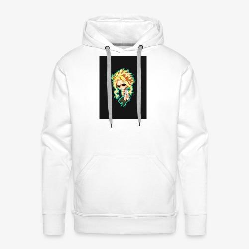 Mug All Might - Sweat-shirt à capuche Premium pour hommes