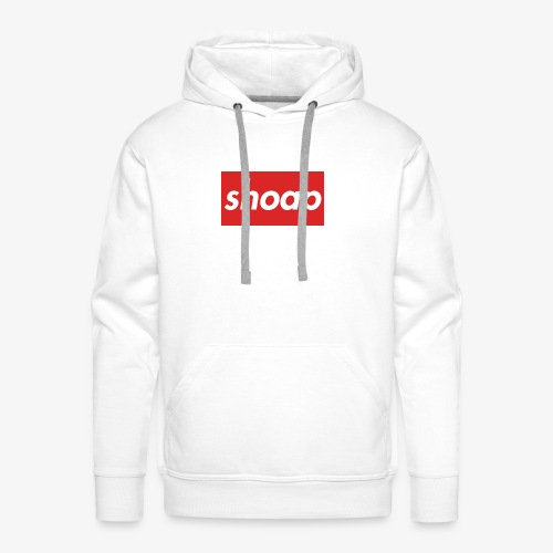 shoap - Mannen Premium hoodie