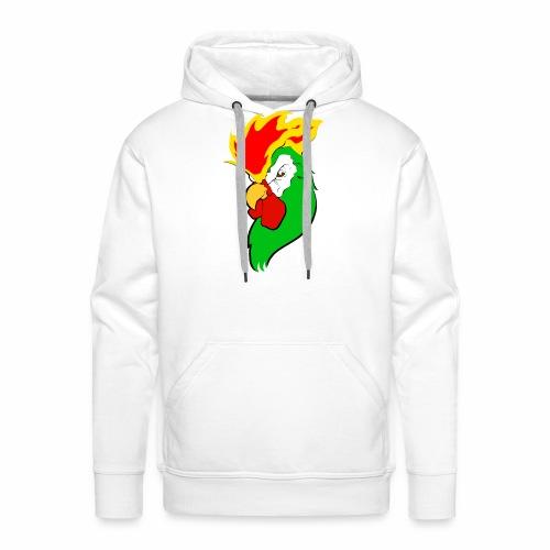 COCKTAIL ON FIRE - Sudadera con capucha premium para hombre