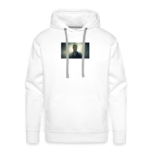 anonymous-isis-bitcoin-opisis-jpg - Bluza męska Premium z kapturem