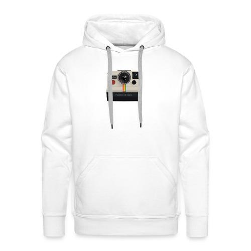 polaroid - Sweat-shirt à capuche Premium pour hommes