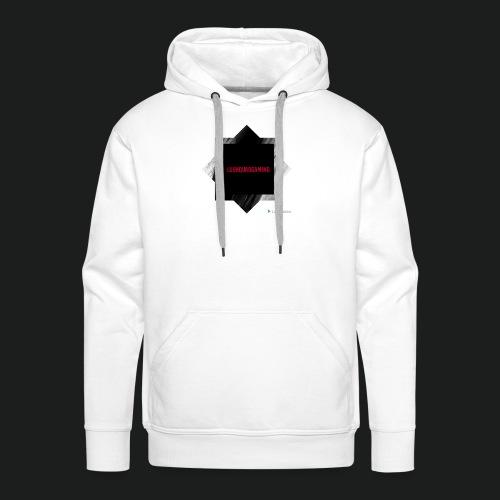 New logo t shirt - Mannen Premium hoodie