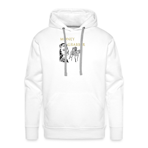 moneygrabber - Männer Premium Hoodie