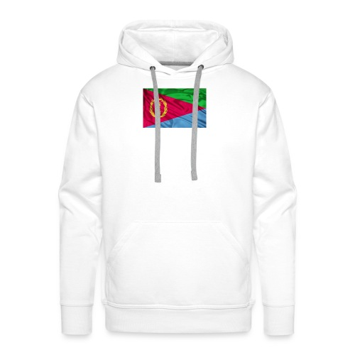 Eritrea Flag - Männer Premium Hoodie