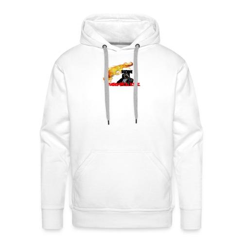pub tee shirt nouvel ere - Sweat-shirt à capuche Premium pour hommes