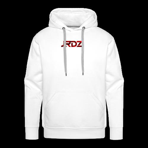JRDZ Red Camo - Men's Premium Hoodie