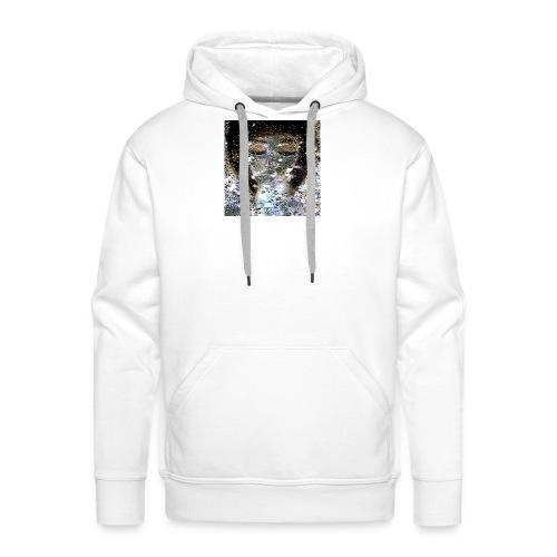 Délice de bulles - Sweat-shirt à capuche Premium pour hommes