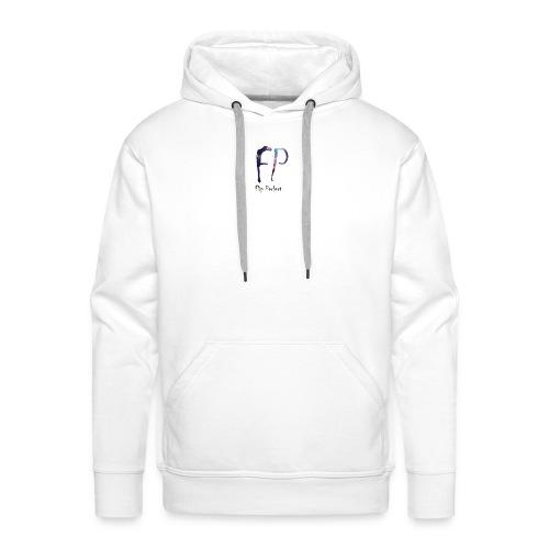 Flip prefect logo - Premium hettegenser for menn