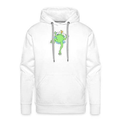 Froschkönig - Männer Premium Hoodie