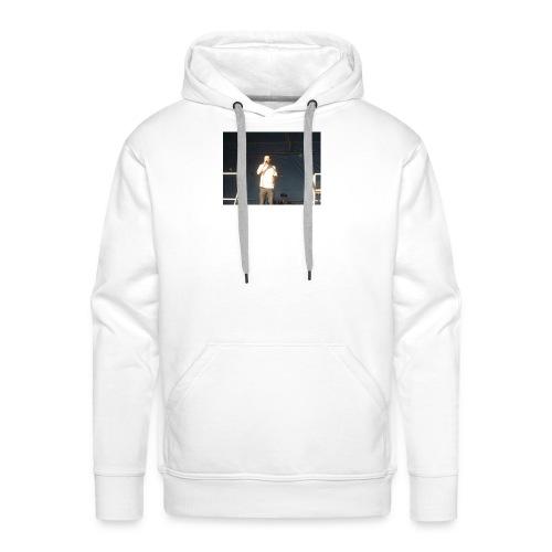 Sébastien Ercker - Sweat-shirt à capuche Premium pour hommes