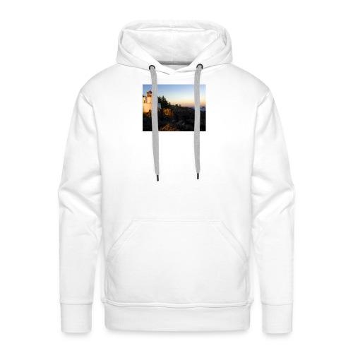 Lighthouse - Männer Premium Hoodie