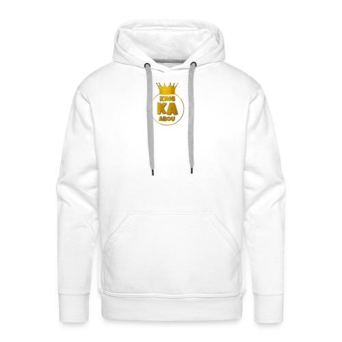 king abou designs - Mannen Premium hoodie
