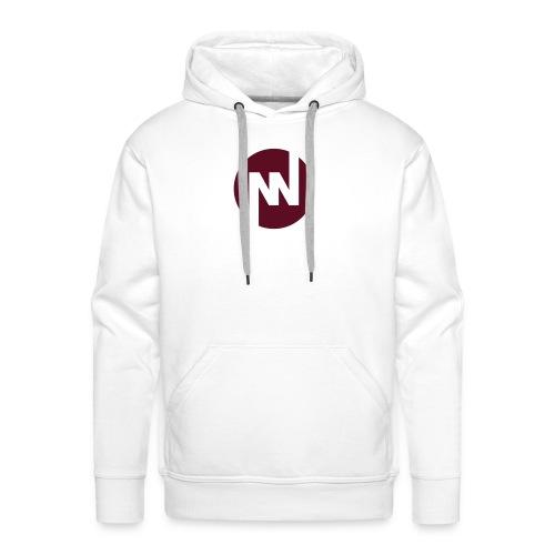 nniflogotype - Premiumluvtröja herr