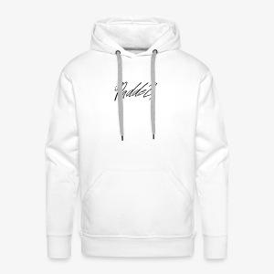PaddeL Sig Black Signatur - Männer Premium Hoodie