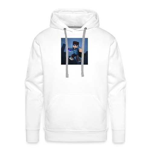 SpartaJamo's First shirt - Men's Premium Hoodie