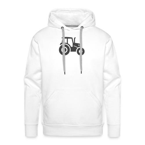 Traktor T-shirt - Männer Premium Hoodie