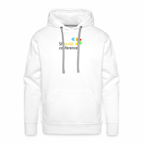 SFworldconference T-Shirts - Männer Premium Hoodie