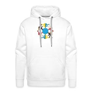 AANEEN_Zonder_Letters - Mannen Premium hoodie