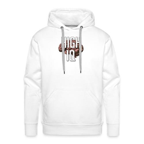 XpHighIQ - Sweat-shirt à capuche Premium pour hommes