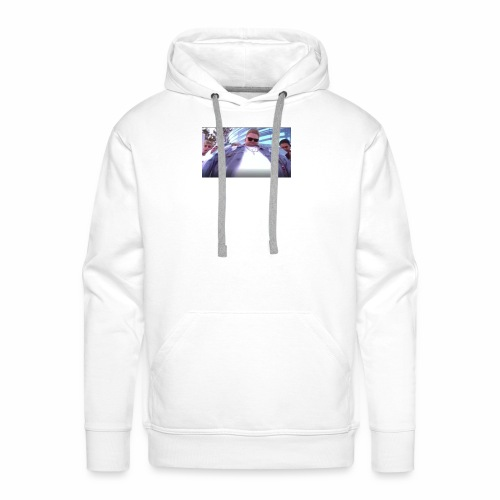 england is my city - Men's Premium Hoodie