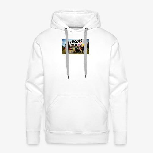 School's out - Mannen Premium hoodie
