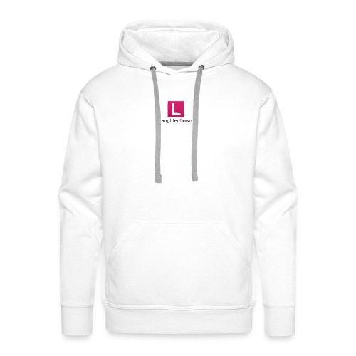 laughterdown official - Men's Premium Hoodie