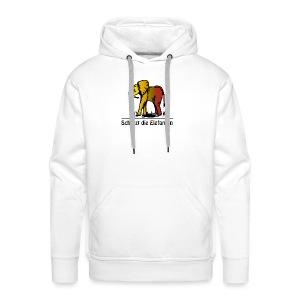 Schützt die Elefanten(-Kinder) - Männer Premium Hoodie