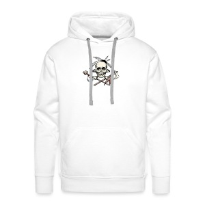 depositphotos 42906949 stock illustration the indi - Men's Premium Hoodie
