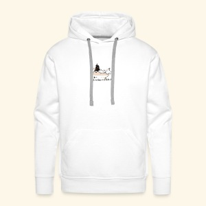 Basil in the bath - Men's Premium Hoodie