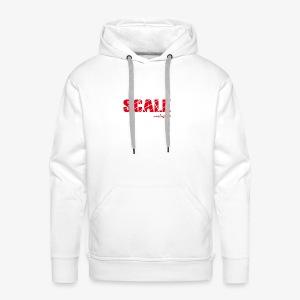 SCALE Logo - Männer Premium Hoodie