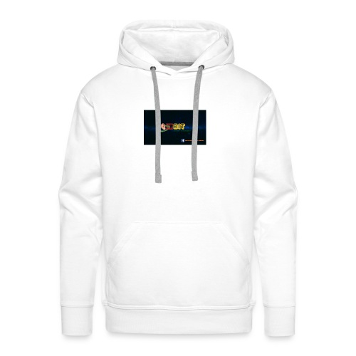 OhrBit Logo - Männer Premium Hoodie